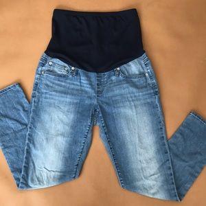 Gap Girlfriend Maternity Jeans 6r